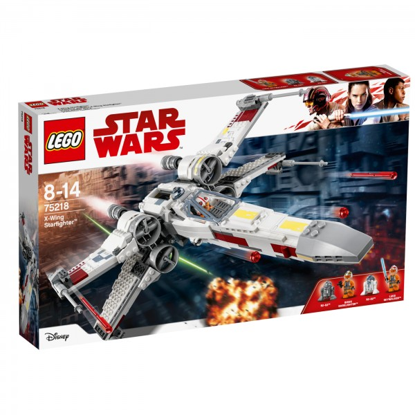 LEGO® Star Wars™ X-Wing Starfighter™