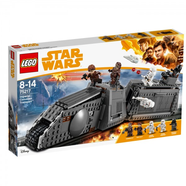 LEGO® Star Wars™ Imperialny transporter Conveyex™