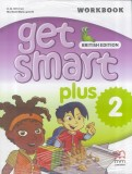 Get Smart Plus 2 WB + CD MM PUBLICATIONS
