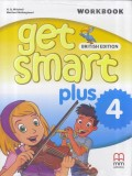 Get Smart Plus 4 WB + CD MM PUBLICATIONS
