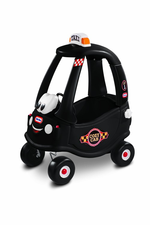Cozy Coupe - czarna taxi