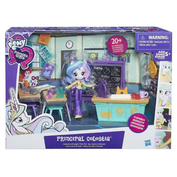 My Little Pony Equestria Girls Minis - Lekcja z Celestią