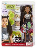 Project Mc2 Eksperyment z lalką Bryden's Light Up earrings