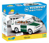 Youngtimer Collection. Trabant 601 Polizei