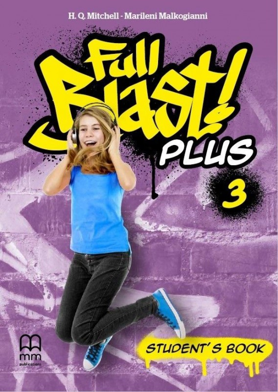 Full Blast Plus 3 Student's Book