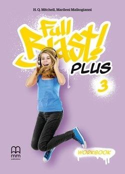 Full Blast Plus 3 Workbook + CD