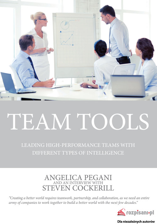 Team Tools. Leading high-performance teams with tools of different types of intelligence