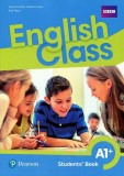 English Class A1+ Student's Book
