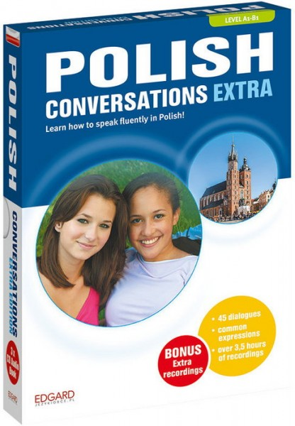 Polish. Conversations Extra Edition. Level A1-B1