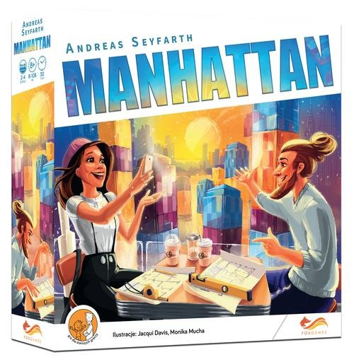 Manhattan Gra