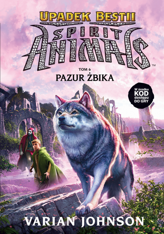 Spirit Animals Upadek Bestii Pazur żbika Tom 6