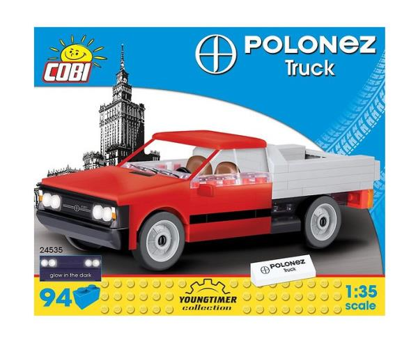 Youngtimer Collection. FSO Polonez Truck