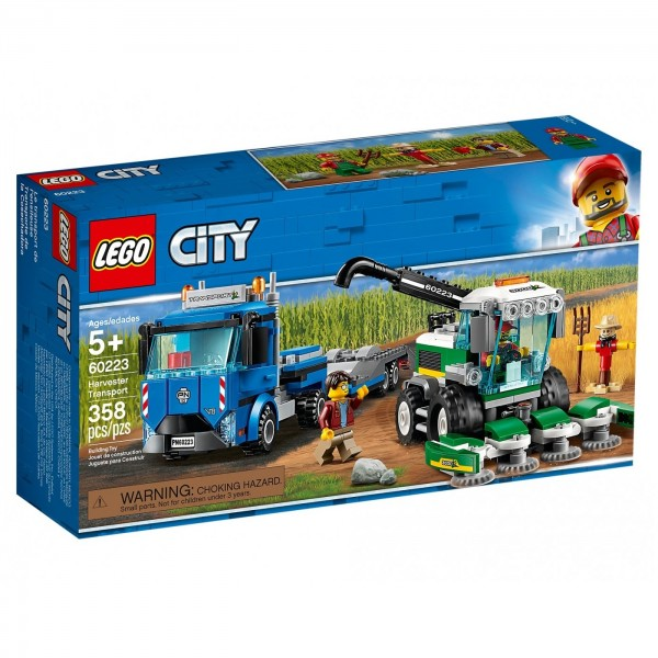LEGO® City Transporter kombajnu