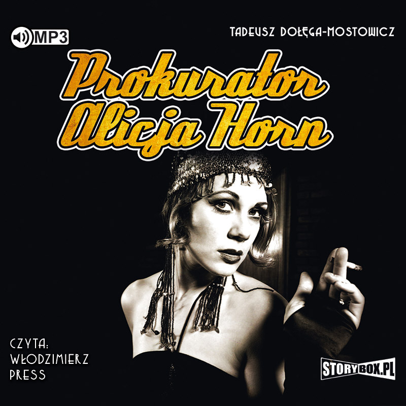 Cd mp3 prokurator alicja horn