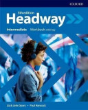 Headway 5E Intermediate WB + key OXFORD
