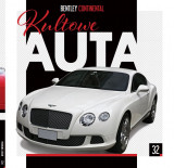 Kultowe auta 32 bentley continental