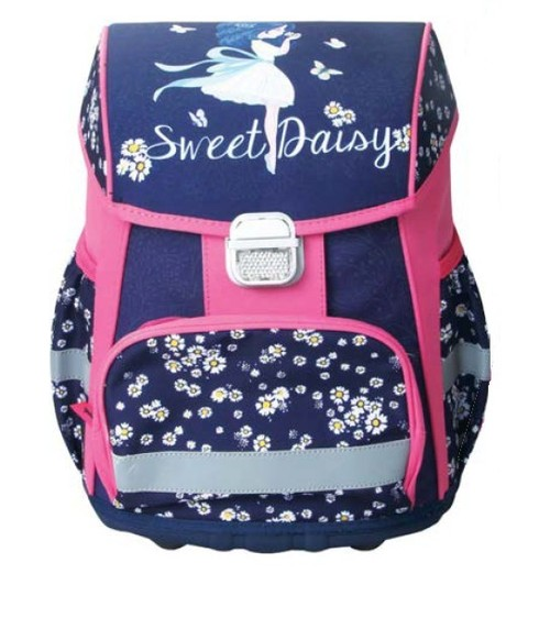 Tornister Anatomiczny Sweet Daisy