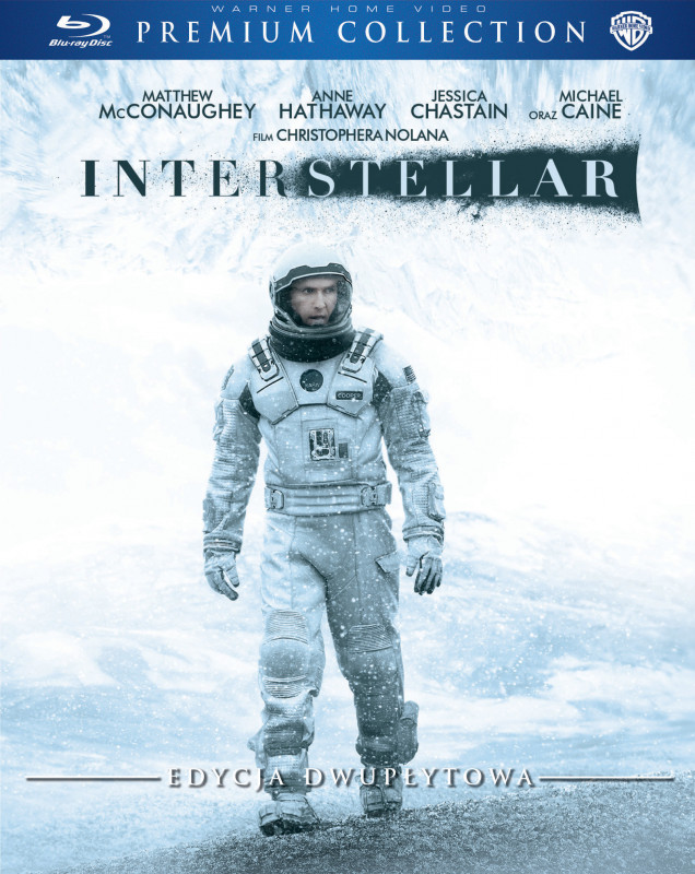 INTERSTELLAR (2BD) PREMIUM COLLECTION