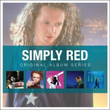 Original Album Series: Simply Red (5x CD)