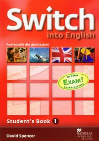 Switch into English 1 Podręcznik + CD