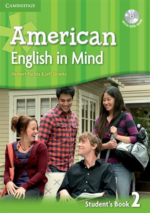 American English in Mind 2 Student's Book with DVD-ROM