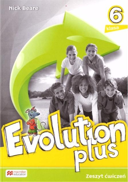 Evolution Plus 6 WB MACMILLAN