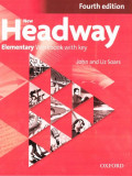 Headway NEW 4E Elementary WB with key OXFORD