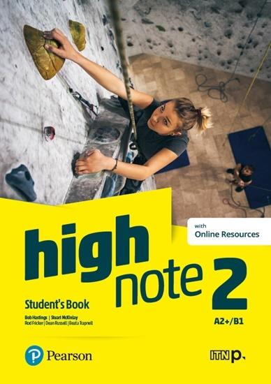High Note 2 SB A2+/B1 + Online Resources PEARSON