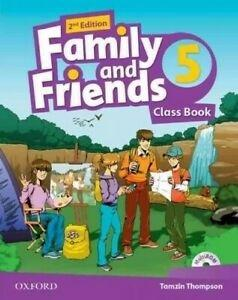 Family and Friends 2E 5 Class Book