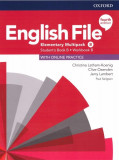 English File 4E Elementary Multipack B +Online practice