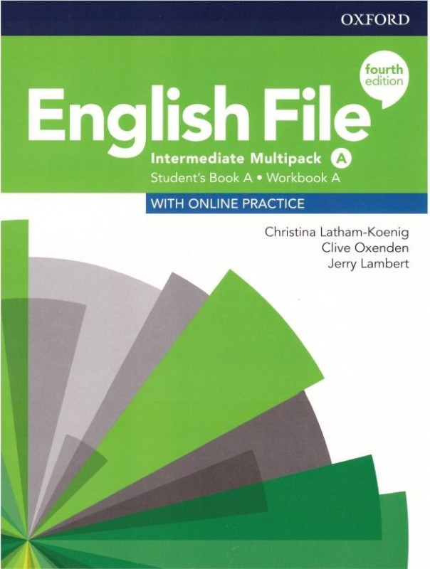 English File 4E Intermadiate Multipack A +Online practice