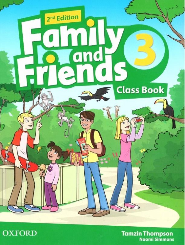 Family and Friends 2E 3 Class Book