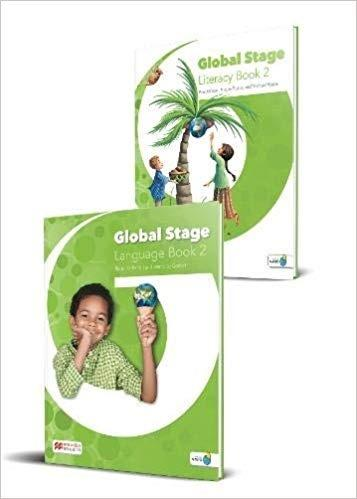 Global Stage 2 Language/Literacy Book + kod NAVIO