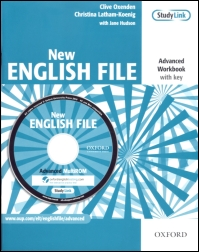 New English File Advanced WB with Key + CD
