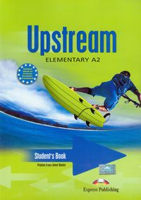Upstream A2 Elementary SB +CD EXPRESS PUBLISHING
