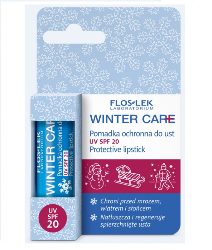 Winter Care pomadka ochronna do ust SPF20