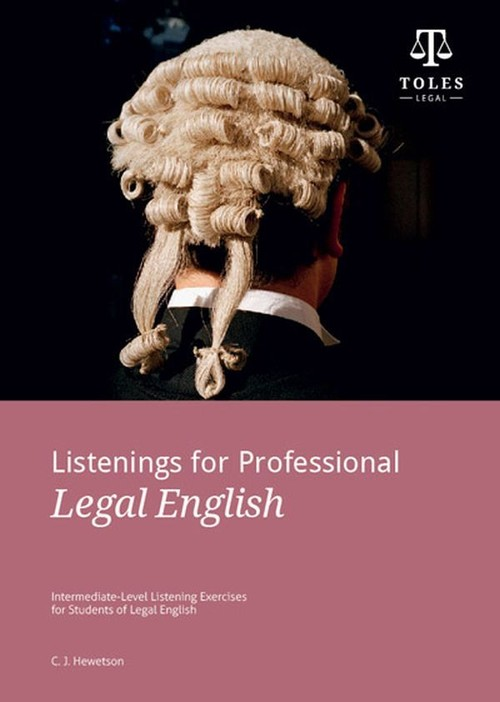 Listenings for Professional Legal English