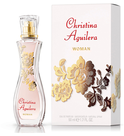 Christina Aguilera Woman woda perfumowana spray 50ml