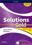 Solutions Gold Intermediate Workbook