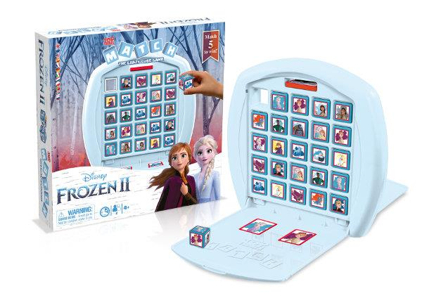 Top Trumps Match Frozen 2