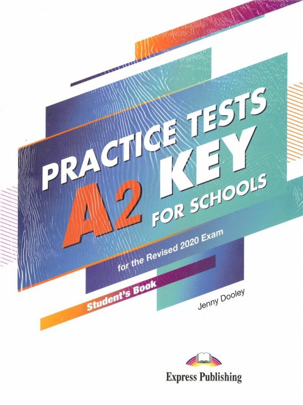 Practice Tests A2 Key For Schools SB + DigiBook