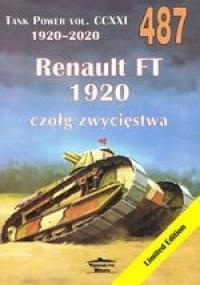 Renault FT 1920. Tank Power vol. CCXXI 487