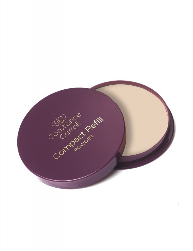 Constance Carroll Puder w kamieniu Compact Refill nr 03 Translucent  12g