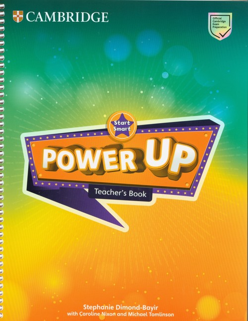 Power Up Start Smart Teacher's Book