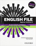 English File 3E Beginner Multipack B + online