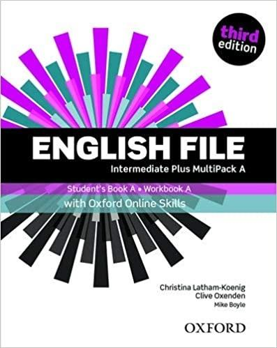 English File 3E Interm Plus Multipack A + online