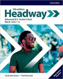 Headway 5E Advanced SB A + online practice