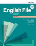 English File 4e Advanced Workbook with key