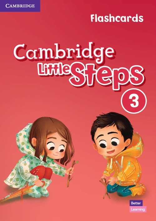 Cambridge Little Steps 3 Flashcards