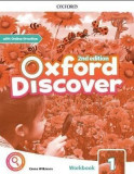 Oxford Discover 1 Workbook with Online Practice